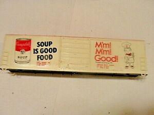 HO SCALE Campbells Soup Company 1982
