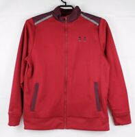 Under Armour storm cold gear men's loose zip jacket long sleeve size MD/M/M