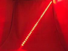 LED Lichtleiste 50cm rot 36LED`s 12V (fmb080201) mit Klarglasabdeckung