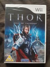 THOR GOD OF THUNDER Nintendo Wii Game NEW SEALED