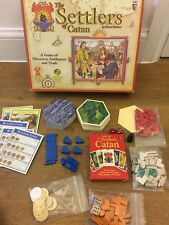 THE SETTLERS OF CATAN BOARD GAME BY MAYFAIR GAMES