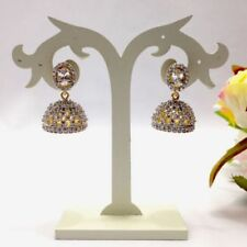 Alloy Special Occasion Oval Costume Earrings