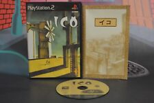 ICO PLAYSTATION 2 PS2 NTSC JAP JPN JP ENVÍO 24/48H COMBINED SHIPPING