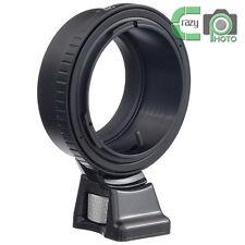 FD-NEX Short Tripod Adapter for Canon FD Lens to SONY  NEX-5T A7 A7R VG900E EA50