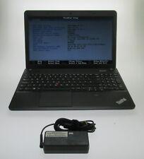 "Lenovo ThinkPad E531 15.6"" i3-3120M 2.5Ghz 4GB Ram 500GB HDD Win10 Pro Laptop"