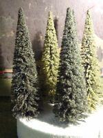 Spur G LGB Gartenbahn Bäume Konvolut 4 Stück von ca. 28 cm bis ca. 30 cm hoch