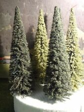 Spur G Bäume 4er Konvolut ca. 28 bis ca. 30 cm hoch f. LGB- u. Piko Anlage OVP