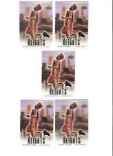 Lebron James rookie cards CITY HEIGHTS