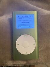 New listing Apple iPod mini 2nd Generation Green (4 Gb) A1051