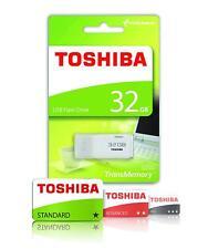 32GB Toshiba TransMemory USB 2.0 Flash Drive USB 2.0 Memory Stick - 32GB