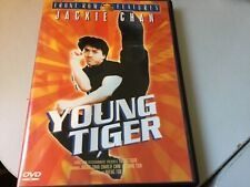YOUNG TIGER STARRING JACKIE CHAN DVD