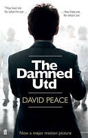 The Damned Utd (film tie-in) by David Peace, Good Book (Paperback) Fast & FREE D