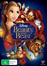 Beauty And The Beast : NEW (Disney) DVD