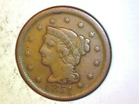 1851 Large Cent  Very Nice Coin foe Collection 928