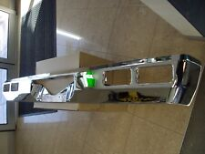 HOLDEN HQ REAR BUMPER BAR - ALSO SUITS GTS MONARO, KINGSWOOD, BELMONT **CHROME**