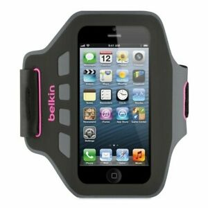 Belkin Elegant sports case for iPhone 5  Running Exercise Arm Band New