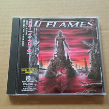 IN FLAMES COLONY JAPAN COMPLETE WITH OBI STRIP AND INSERTS