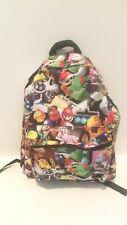 New Nintendo Mario Kart Backpack Mariokart Back Pack Nwt Full Sized