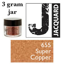 Pearl Ex Mica Powdered Pigments - 3g bottles - SUPER COPPER 655