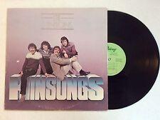 The Hinsons HINSONGS vinyl LP Calvary STAV5181 NM So. gospel 1982 Call Me Gone