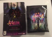 New !! The Legend of Zelda - Majoras Mask - Limited Edition (Figure+Puzzle)