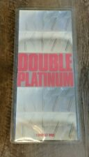 KISS Double Platinum CD BRAND NEW & SEALED 1978 Casablanca Sound Savers LONGBOX
