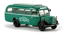 """BREKINA 58006 1:87 Steyr 380/II Werksattwagen """"Schwarzbau"""" NEU in OVP"""
