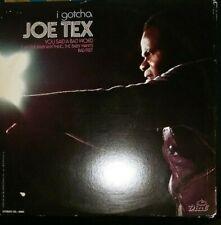 Joe Tex-I Gotcha LP