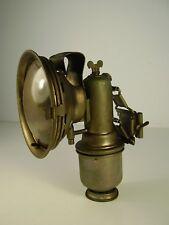 Antike Fahrrad Lampe Herm. Riemann Chemnitz Detectiv vor 1945