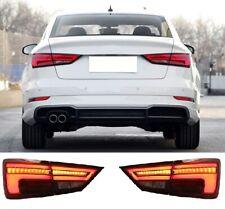 Für Audi A3 8V Limousine 12-16 Dynamik LED Rückleuchten Heckleuchten tail lights