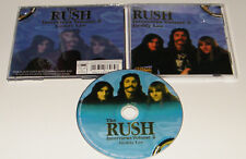 RUSH The interviews Voluume 2 Rare 1995 UK Limited Edition Picture Disc CD