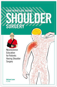 Your Nerves Are Having Shoulder Surgery by Adriaan Louw for Patient Recovery