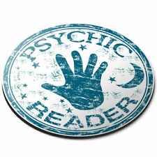 Round Mouse Mat - Beautiful Psychic Reader Office Gift #4171