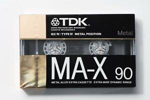 TDK MA-X 90, sealed