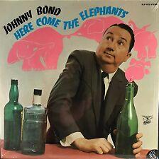 Johnny Bond - Here Come The Elephants - Starday - 1971 - Vinyl - SEALED