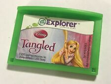 LEAP FROG LEAPPAD EXPLORER PAD GAME CARTRIDGE DISNEY TANGLED
