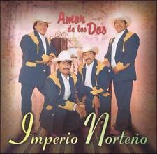 Imperio Norteno : Amor De Dos CD