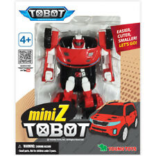 TOBOT Mini Z, Young Toys, Original, Transformers, NEW & Sealed