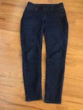 Ladies Size 4 LEVI'S Dark Wash Stretch Jean Style Skinny Leggings