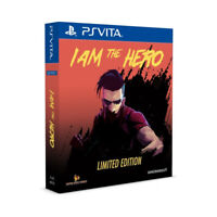 I Am The Hero Limited Edition PS Vita PSV 2019 Asia English Chinese Sealed