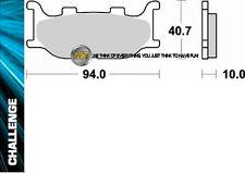 FOR YAMAHA XV VIRAGO (Drum Model) 125 1998 98 FRONT SINTERED BRAKE PADS BRAKING