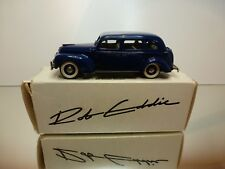 ROBEDDIE MODELS 4 VOLVO PV831 DISPONENT - 1957 - BLUE 1:43 - VERY GOOD IN BOX