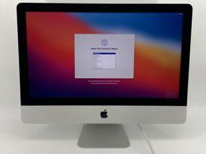 "iMac Slim Unibody 21.5"" Retina 4K 2019 3.0GHz i5 8GB 1TB SSD - Excellent"