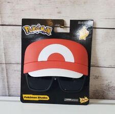 Party Costumes - Sun-Staches - Pokemon - Trainer Hat New Rr-25