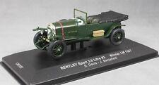 IXO Bentley Sport 3 Litre  Le Mans 24 Hour Win 1927 Davis Benjafield LM1927 1/43