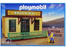 Playmobil 3426 Miners Hotel Antex MISB Western NEW NEU