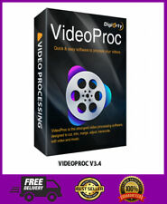VideoProc 3.4  🔥 LifeTime Activation  🔥 Fast Delivery 🔥 former WinX HD Video