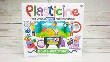 Plasticine No-Dry Modeling Clay Movie Maker Studio Kit Modeling Material NIB New