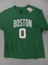 Nwt Boston Celtics Nba Replica Basketball Jersey Shirt (Mens Xxl) #0 Tatum