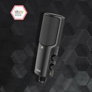 Rode Nt-Usb Microphone (Matte Black, Lightly Used)